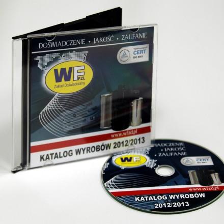 Nadruki na CD/DVD